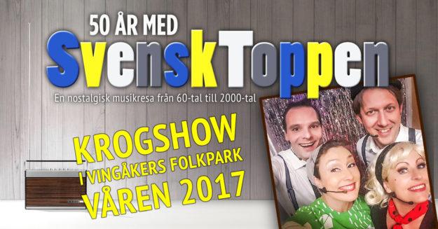 50 år med Svensktoppen - Vinåkers Folkpark
