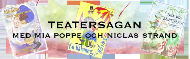 Teatersagan med Mia Poppe och Niclas Strand